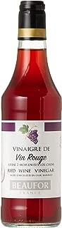 Beaufor Red Wine Vinegar, 16.75 oz