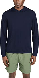 Men's Long Sleeve Pullover Cashmere Hoodie