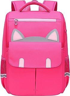 حقيبة ظهر مضيئة للأطفال في مرحلة ما قبل المدرسة حقائب الطلاب مع سحاب حماية ريدج