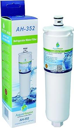 AquaHouse AH-352 compatible fridge filter for Bosch, Neff, Siemens water filter 3M CS-52, CS-452, CS-51, 640565, 5586605