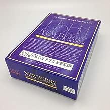 Newberry Study Bible Interleaved