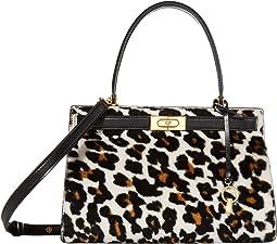 Leopard Shearling