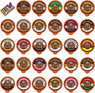 Flavored Coffee in Single Serve Coffee Pods – Flavor Coffee Variety Pack for Keurig..
