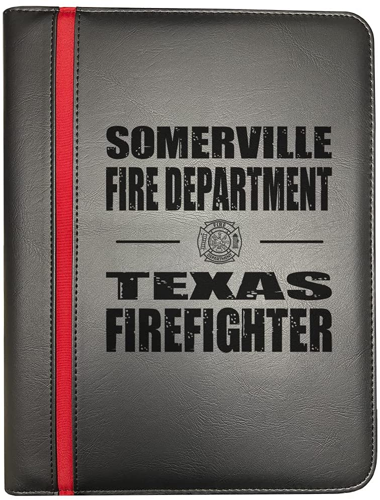 We OFFer Max 43% OFF at cheap prices Somerville Texas Fire Departments Line Firefighter Red Thin