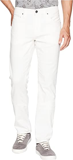Tweed River Rinse Rocker Fit Jeans in White