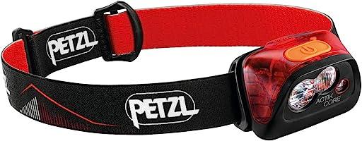 Petzl Headlamp, Red