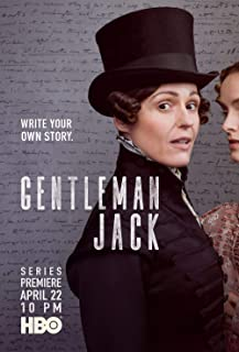 Gentleman Jack - Movie Poster Print Wall Decor - 18 by 28 inches. - (NOT A DVD)