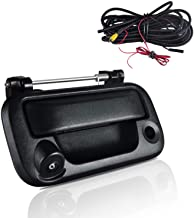 $65 » omotor Black Tailgate Backup Reverse Handle with Safety Parking Backup Camera for Ford F150 F250 F350 F450 F550 2005-2016 ...