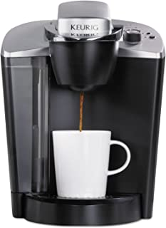 Keurig OfficePRO K145 Brewing System, Single-Cup, Silver