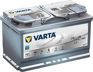 VARTA [ バルタ ] 輸入車バッテリー [ SILVER DYNAMIC AGM] 580 901 080