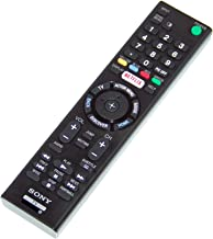 OEM Sony Remote Control Shipped with XBR55X810C, XBR-55X810C, XBR55X850C, XBR-55X850C