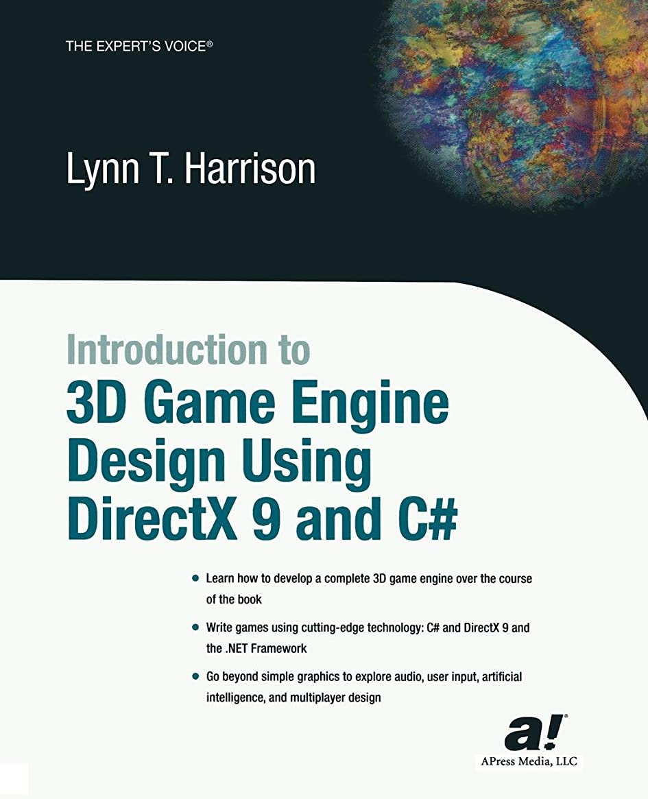 啓発する若いポークIntroduction to 3D Game Engine Design Using DirectX 9 and C# (Expert's Voice)