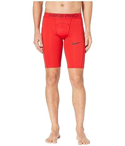 Nike Nike Pro Shorts Long (University Red/Black) Men