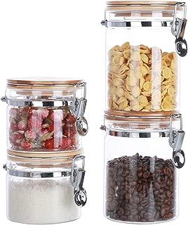 Best clamp lid jars Reviews