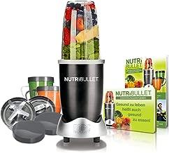 11 pi/èces pour Nutribullet 600 W /& 900 W tasse et couvercle refermable et joint d/étanch/éit/é et chocs Pad /& Ring Premium Nutribullet kit daccessoires pi/èce de rechange kit de rechange