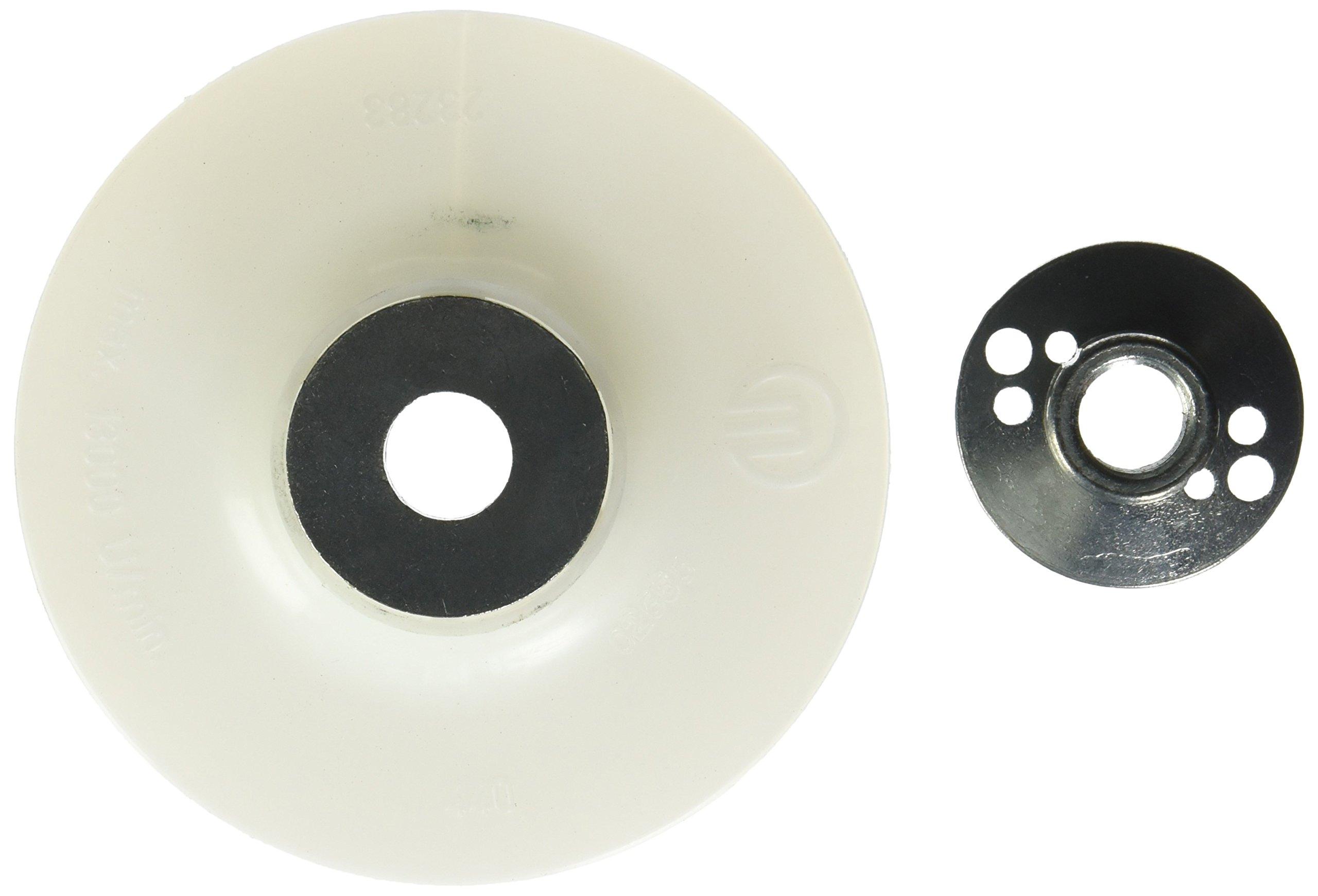 Metabo 623283000 4-1/2-Inch Backing Pad, White