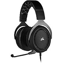 Corsair HS60 PRO Surround Gaming Headset (7.1 Surround Sound) – Black