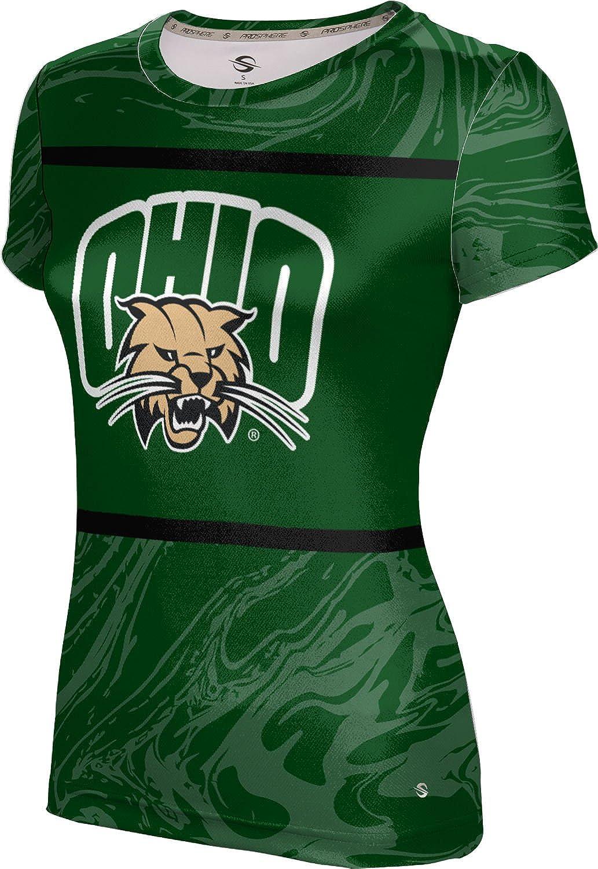 ProSphere Ohio University Girls' Performance T-Shirt (Ripple)