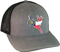 Dixie Fowl Company GA Whitetail - Adjustable Cap