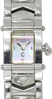 シャリオール CHARRIOL コロンブス レディース 腕時計 ホワイトシェル 文字盤 クォーツ ウォッチ 【中古】 90043529 [並行輸入品]