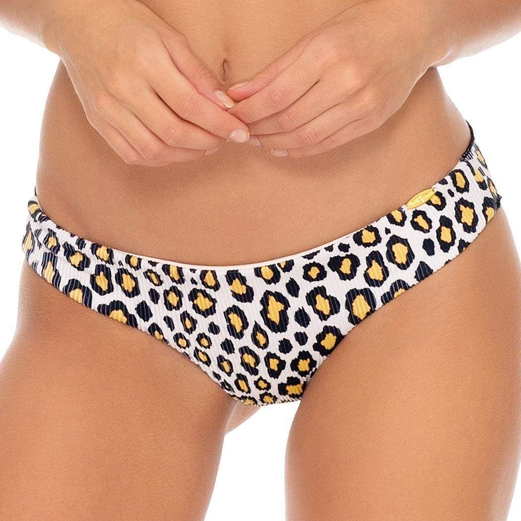 Luli Fama Women's Wild Side Brazilian Bikini Bottom