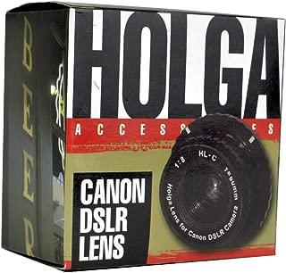Holga 775120 Holga Lens for Canon DSLR (Black)