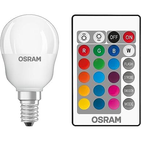 OSRAM 045712 Bombilla LED, E14, Blanco