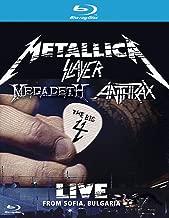 The Big 4 Metallica Slayer Megadeth Anthrax: Live from Sofia, Bulgaria