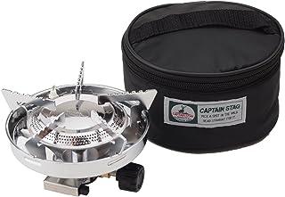 キャプテンスタッグ(CAPTAIN STAG) キャンプ用 小型ガス バーナー コンロ 圧電点火装置付きM-7901