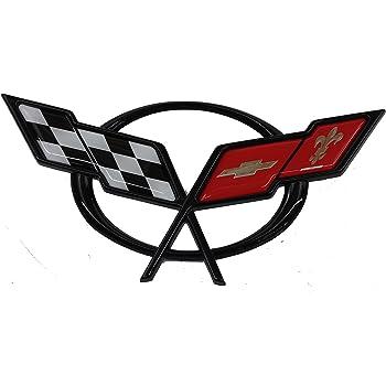 GM Genuine 3540652 Roof Side Emblem
