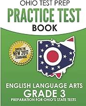 OHIO TEST PREP Practice Test Book English Language Arts Grade 3: Preparation for Ohio's State Tests