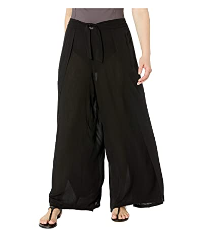BECCA by Rebecca Virtue Plus Size Muse Pant (Black) Women