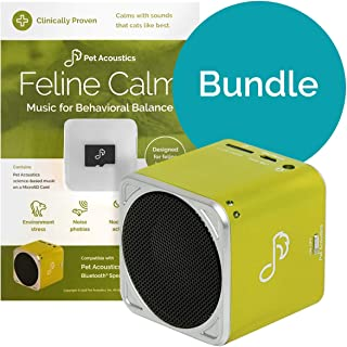 Pet Tunes Bundle: Pet Tunes for Cats & Feline Calm Extra Music