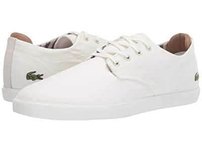 Lacoste Esparre 219 1 CMA (Off-White/Off-White) Men