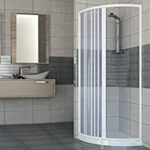 Amazon.es: mampara ducha semicircular - Mamparas de ducha / Duchas ...