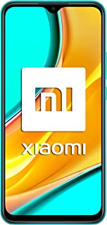Xiaomi Redmi 9 Dual Sim 4GB RAM 64GB LTE Global Version Ocean Green