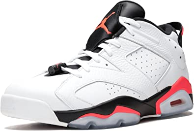 Nike Air Jordan 6 Retro Low, Espadrilles de Basket-Ball Homme ...