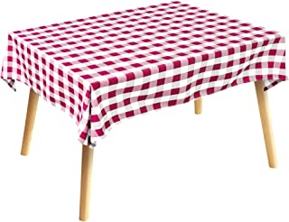 Nappe de table, chemin de table, linge de table de restauration, collection Vivid unie, facile d'entretien, lavable