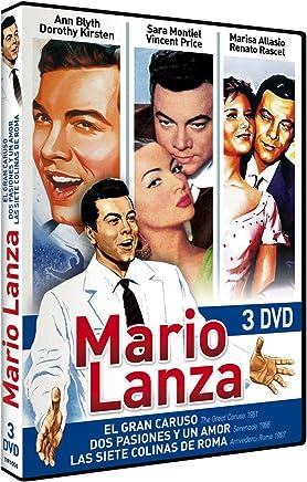2f2fc273c Amazon.fr   Mario Lanza   DVD   Blu-ray