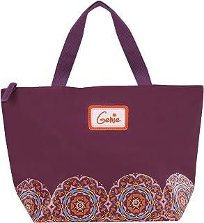 Genie Satin Lunch Bag