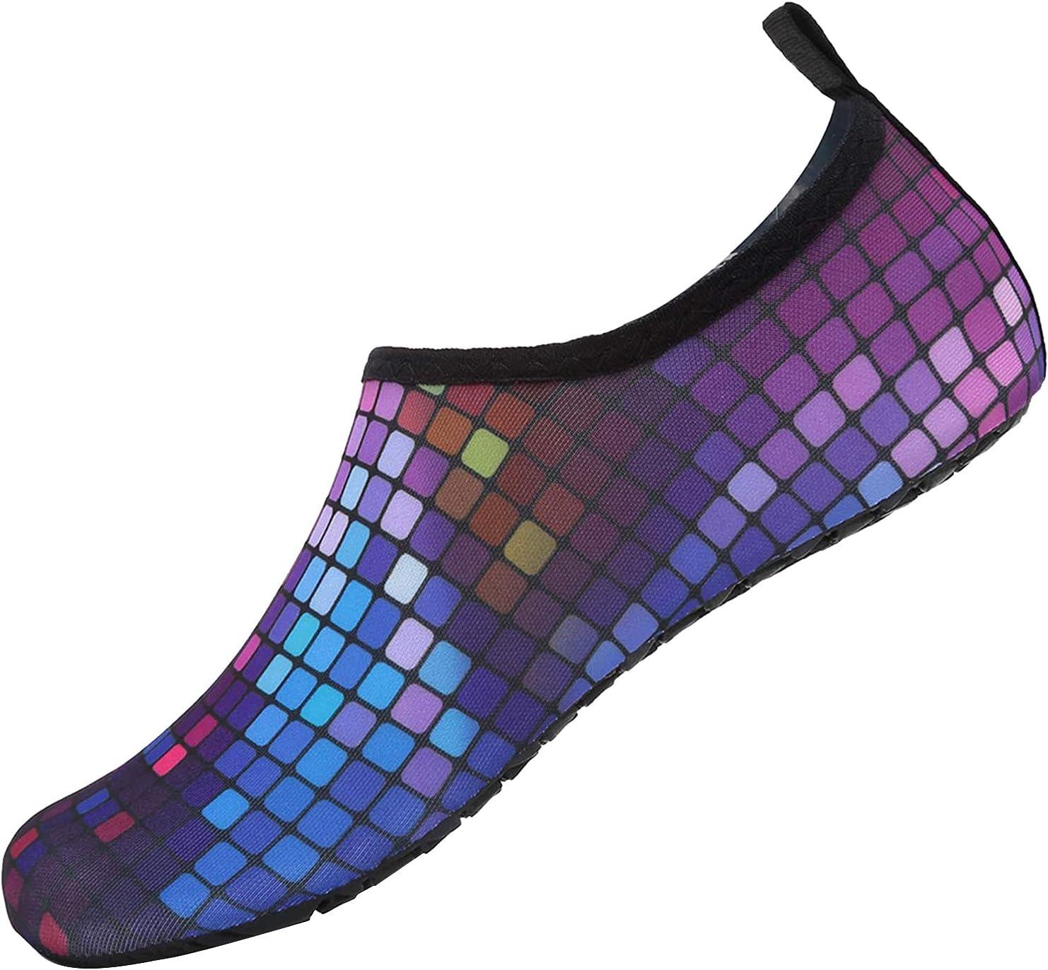 Futurelove Women Men's Print Couple's Dry Dallas Mall Quick Spring new work Soft Socks Baref