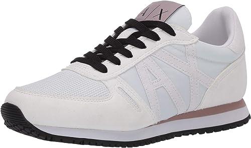 Armani exchange sneakers, scarpe da ginnastica donna XDX031XV308