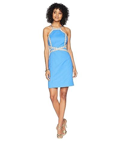 Lilly Pulitzer Pearl Shift Dress (Bennet Blue) Women