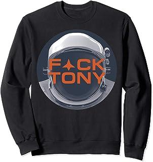 Netflix Space Force F Tony Sweatshirt