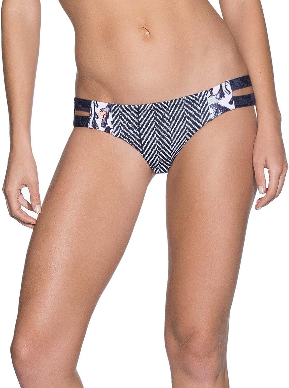 Maaji Women's Acandi Waves Bikini Bottom Swimsuit
