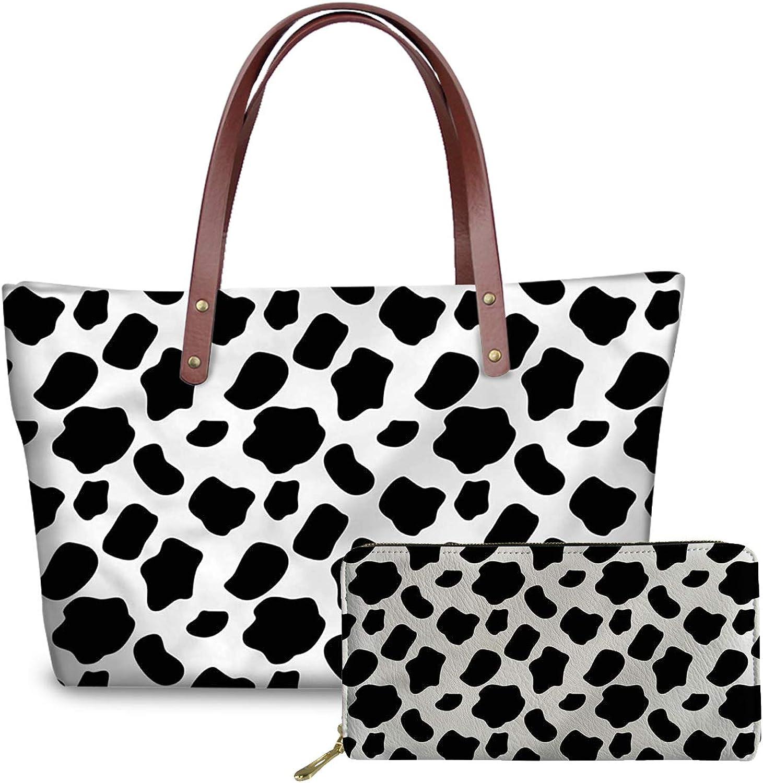 INSTANTARTS Women Opening large release sale Girl unisex Tote Top-Handle Big Cross-Body Bag Handba
