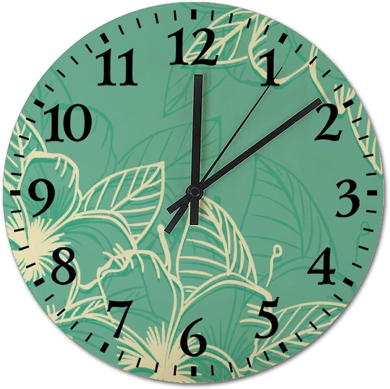 Tropicalplants 12 Inch Modern Wall store Silent Non-Ticking Limited time cheap sale Bat Clock