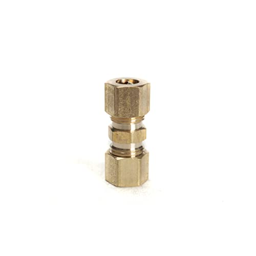Pack of 5 Dorman 800-222 5//16 Nylon to Steel Fuel Line Compression Union,