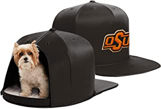 NAP CAP Oklahoma State University Team Indoor Pet Bed (Available in 3 Sizes)