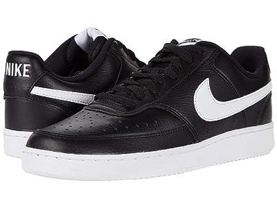 Nike Court Vision Lo (Black/White/Photon Dust) Men